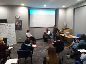 26-27 ноября в Нижнем Новгороде состоялся семинар-тренинг «Наставничество для НКО ПФО